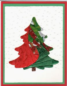 ChristmasPineHollySilver