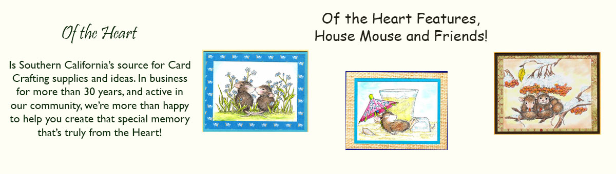 house mouse and friends