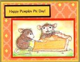 happy pumpkin pie day