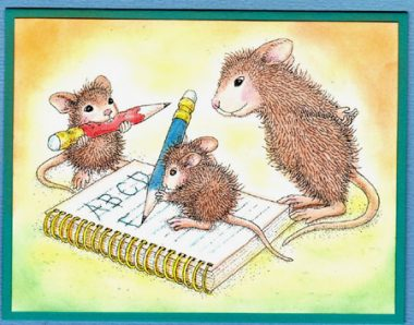 checking the homework