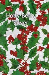 holly berry silver