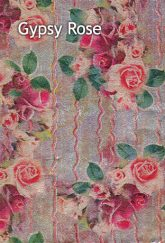gypsy rose foil paper