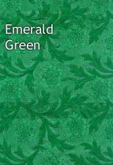 emerald green foil