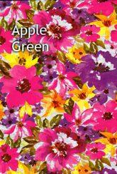 Summer floral foil paper