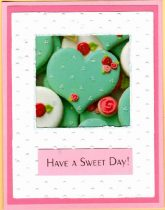 sweet day acetate cards