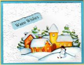 warm wishes winter village