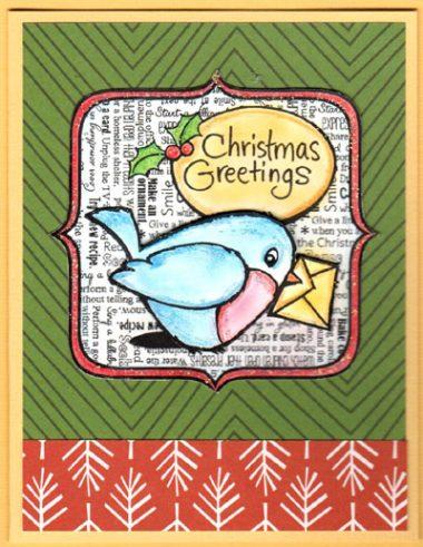 bird greetings