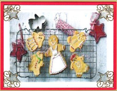 gingerbread baking