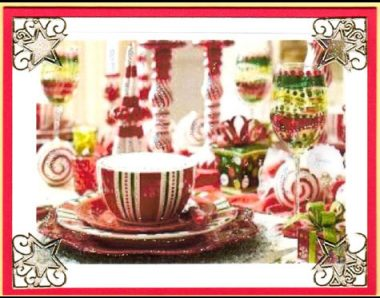 peppermint table