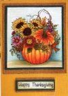 autumn arrangement