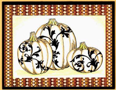 elegant-pumpkins