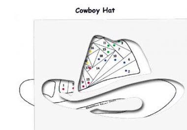 cow boy hat