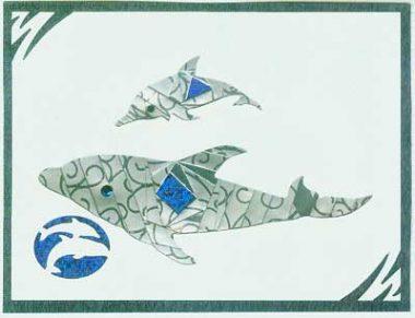 dolphin duo