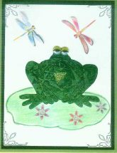 dortheas frog
