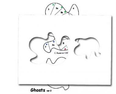 pattern for ghosts