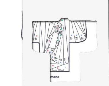 pattern for kimono