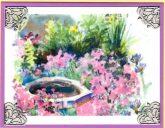 birdbath garden