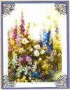 watercolor garden