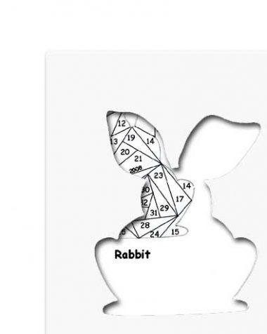pattern for rabbit