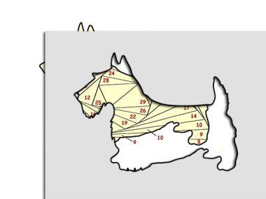pattern for scottie dog