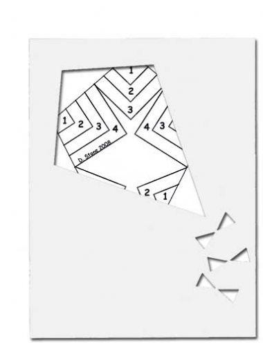 pattern for triore kite