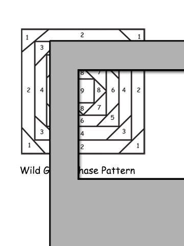 pattern for wild goose chase