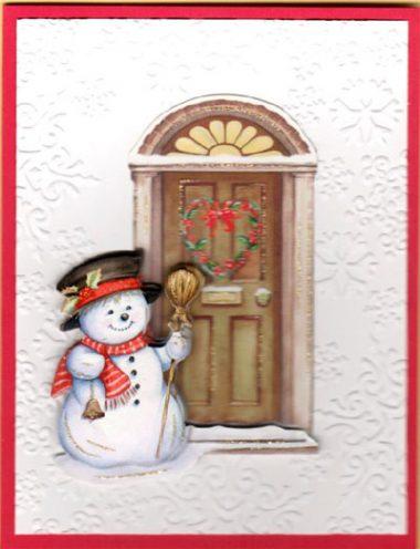 festive doorways
