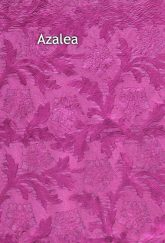 floral foil azalea