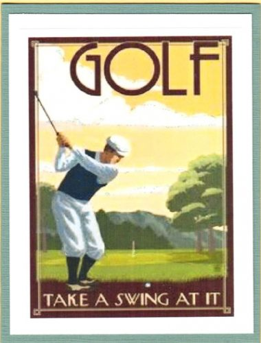 cards for golf lovers
