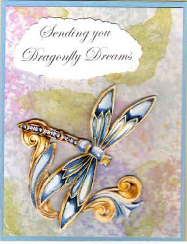 jeweled dragonflies