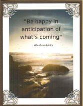 happy anticipation