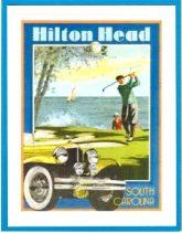 hilton head golfing